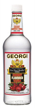 Georgi Vodka Cherry